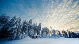 Lapland Wallpaper Full HD