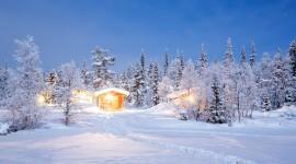 Lapland Wallpaper High Definition