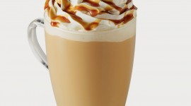 Latte Wallpaper Download Free