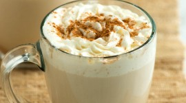 Latte Wallpaper High Definition
