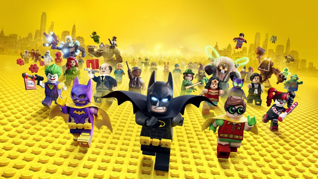 Lego Batman Movie 2017 wallpapers HD