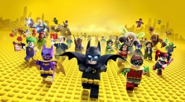 Lego Batman Movie 2017 Wallpaper