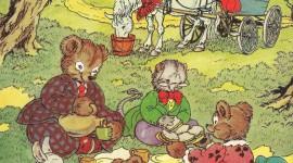 Little Bears Wallpaper For Mobile