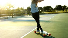 Longboard Wallpaper Free