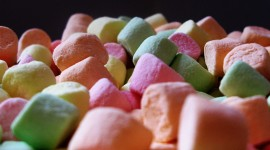 Marshmallows Wallpaper Free