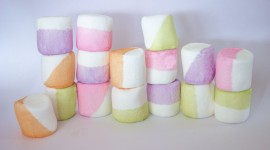 Marshmallows Wallpaper High Definition