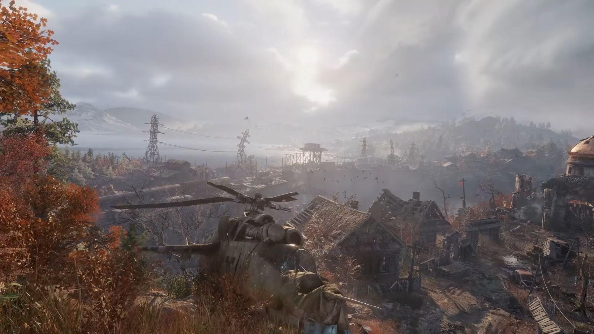 Metro Exodus Wallpapers High Quality   Download Free