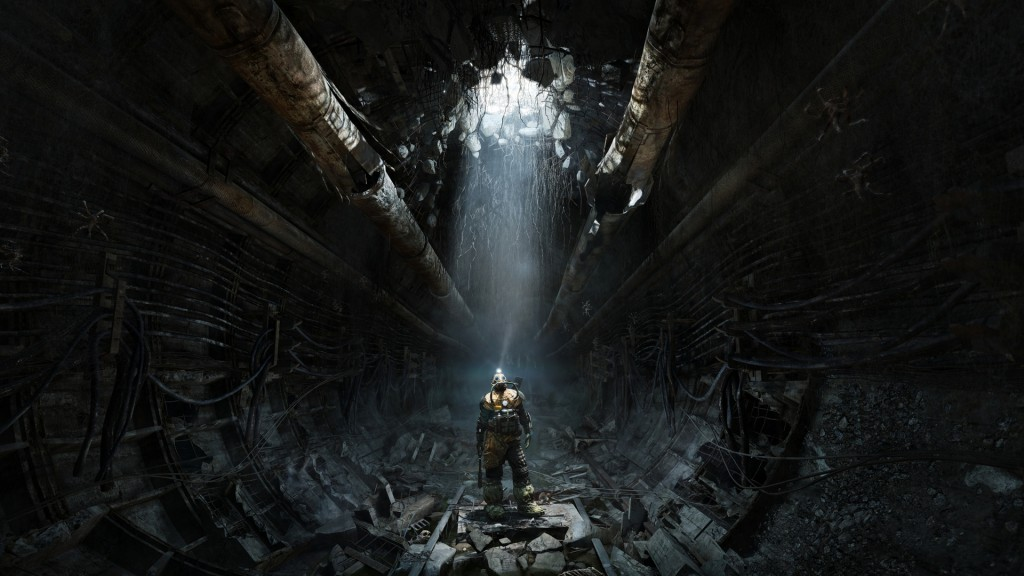 Metro Exodus wallpapers HD