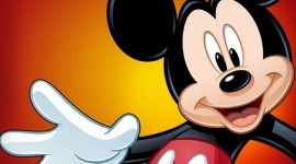 Mickey Mouse Desktop Wallpaper