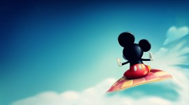 Mickey Mouse Desktop Wallpaper For PC