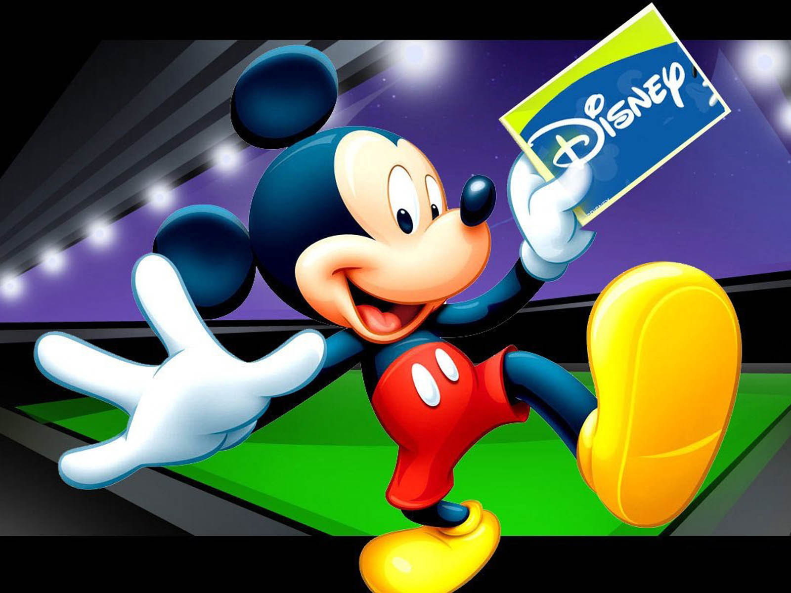 Mickey Mouse Wallpapers High Quality Download Free