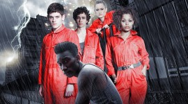 Misfits Series Wallpaper Download Free