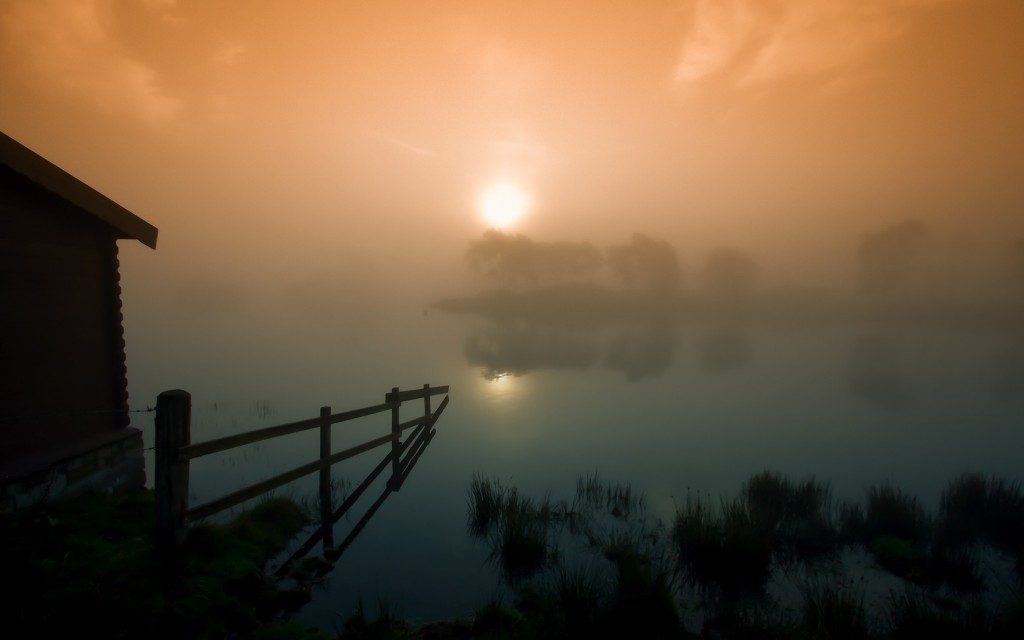 Misty Morning wallpapers HD