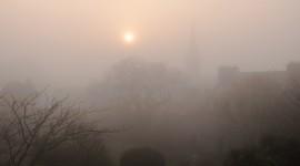 Misty Morning Photo Free#1