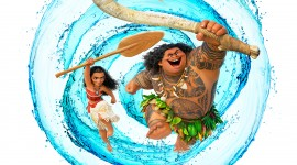 Moana Wallpaper Full HD