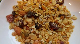 Muesli Wallpaper Background