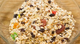 Muesli Wallpaper High Definition