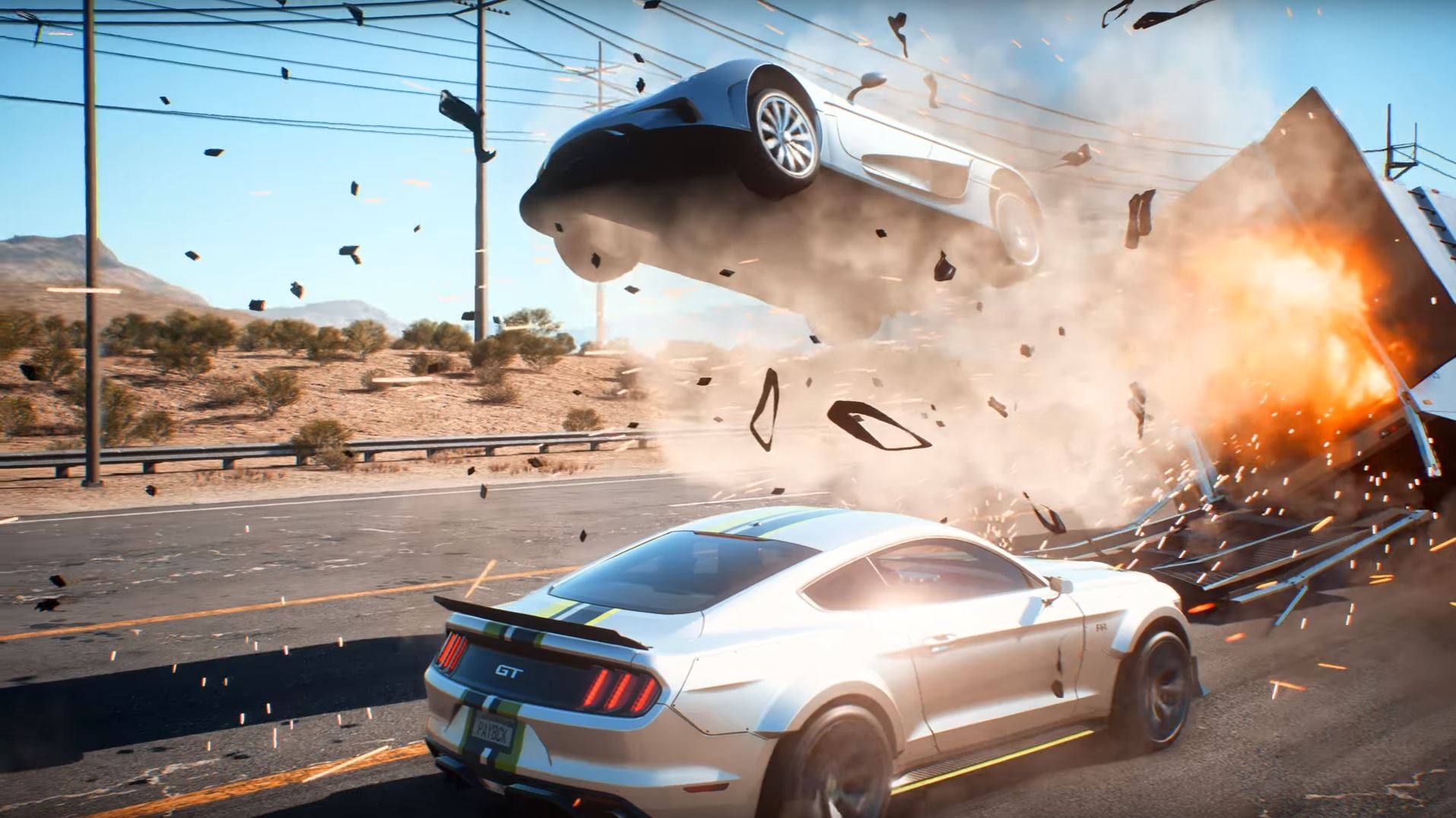 Need For Speed Payback Wallpaper High Definition