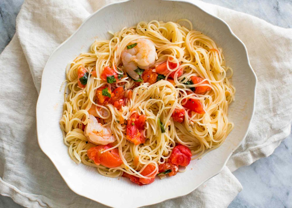 Noodles With Prawns wallpapers HD