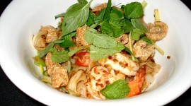 Noodles With Prawns Wallpaper Gallery