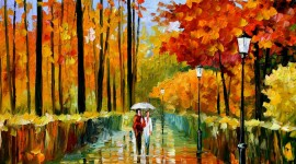 Oil Paint Wallpaper 1080p