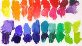 Oil Paint Wallpaper