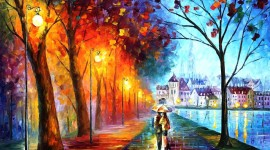 Oil Paint Wallpaper Download