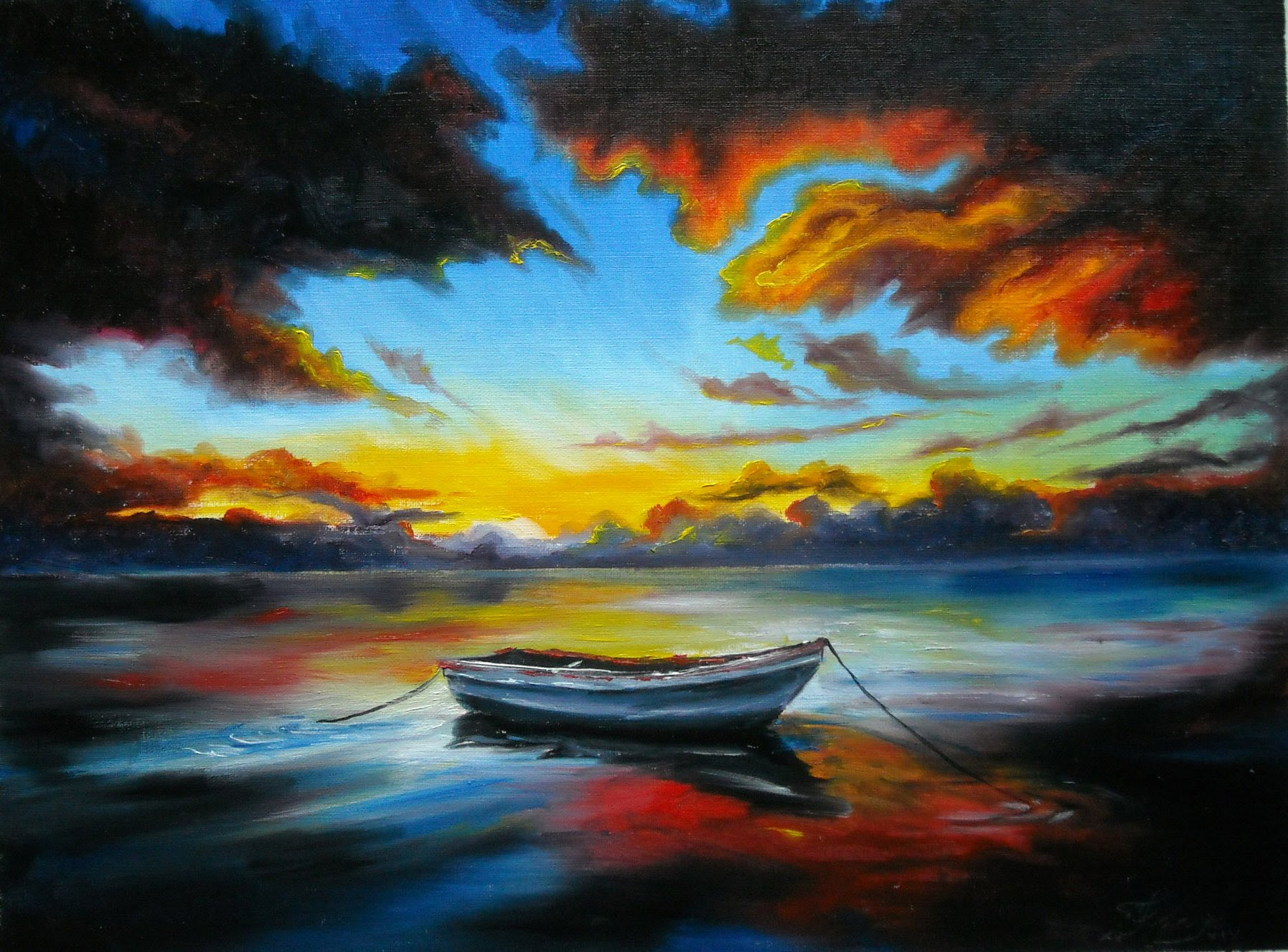 Oil Painting Images Download: Oil Paint Wallpapers High Quality