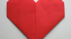 Paper Heart Photo#1