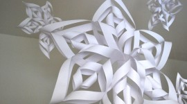 Paper Snowflakes Photo Download