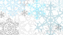 Paper Snowflakes Wallpaper For Android