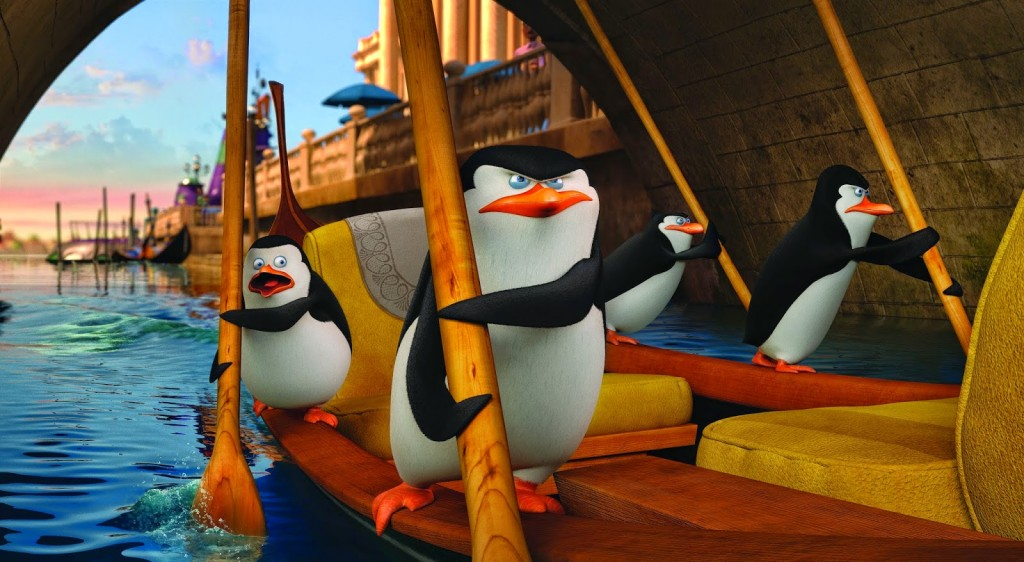 Penguins Madagascar wallpapers HD