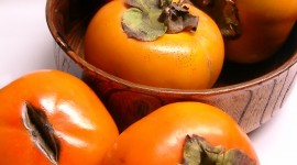 Persimmon Wallpaper For IPhone Free