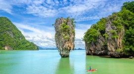 Phuket Island Desktop Wallpaper For PC