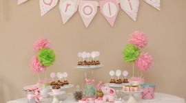 Pink Elephants Desktop Wallpaper