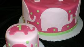 Pink Elephants Desktop Wallpaper HD