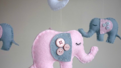 Pink Elephants wallpapers high quality