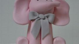 Pink Elephants Wallpaper For Mobile