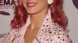 Pink Hair Wallpaper