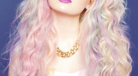 Pink Hair Wallpaper For IPhone Free