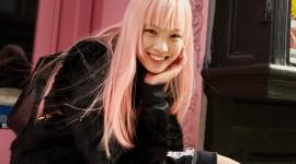 Pink Hair Wallpaper HD