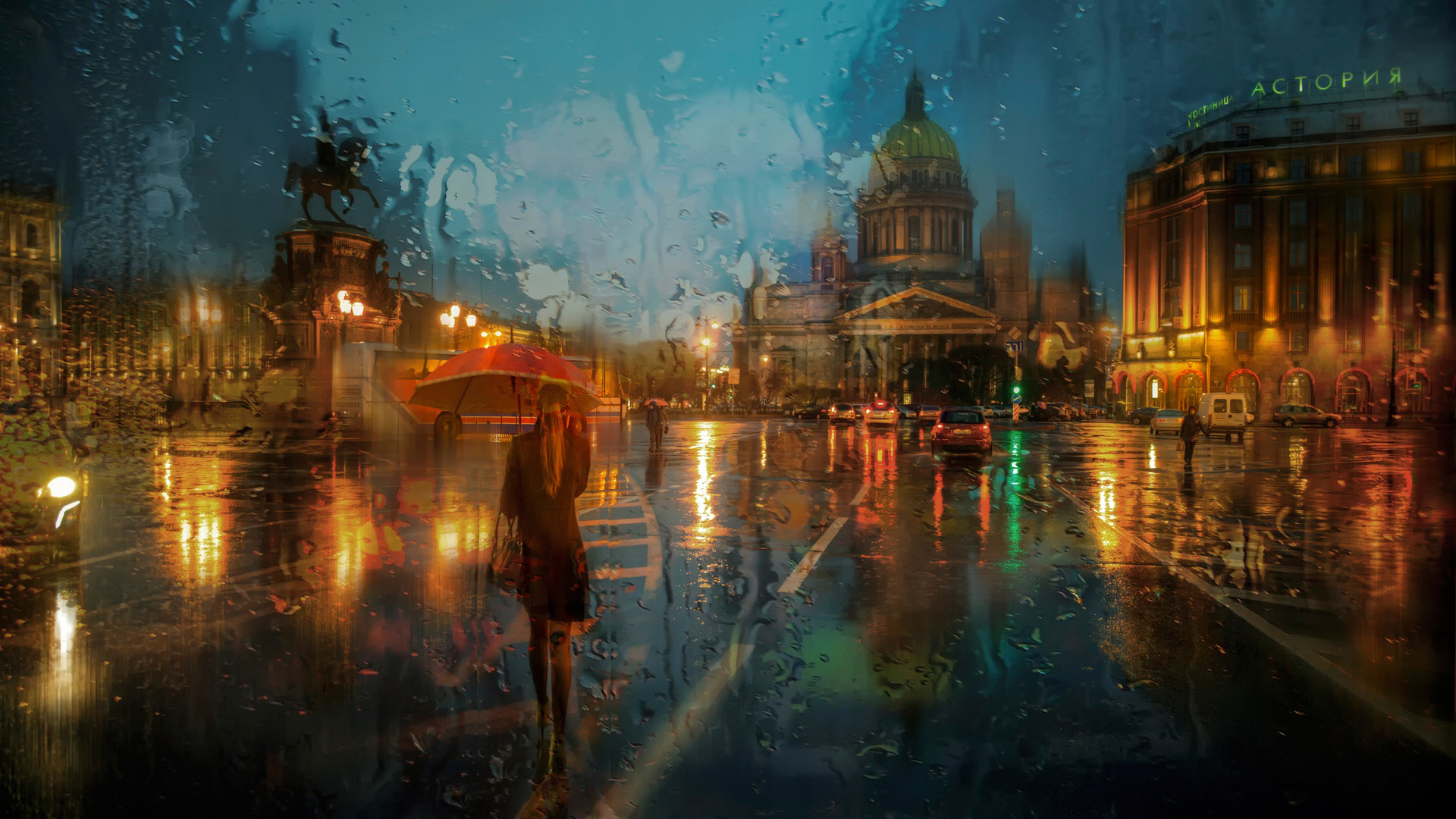 Rainy Weather Wallpapers High Quality Download Free