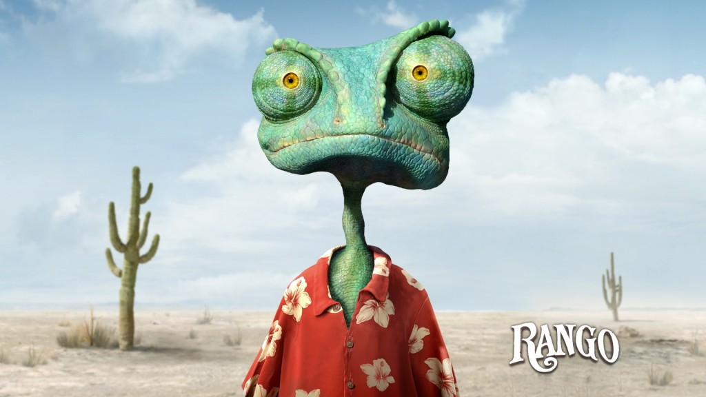 Rango wallpapers HD