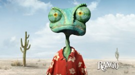 Rango Best Wallpaper