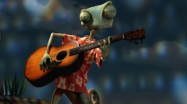 Rango Desktop Wallpaper For PC
