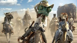 Rango Wallpaper Download Free