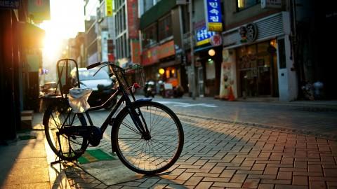 Retro Bike wallpapers high quality