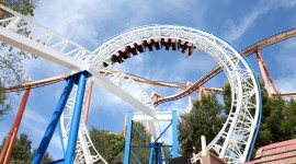 Roller Coaster Best Wallpaper