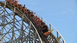 Roller Coaster Wallpaper 1080p