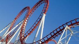 Roller Coaster Wallpaper